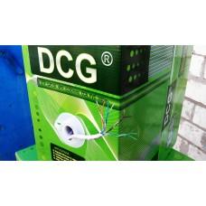 кабель витая пара DCG ,биметал,внутренняя